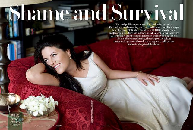 Monica Lewinsky | VanityFair