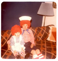 Paige Davis 1978 Halloween