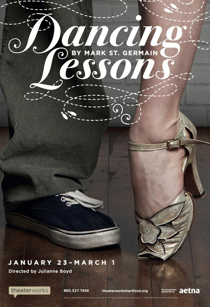 Dancing Lessons by Mark St. Germain
