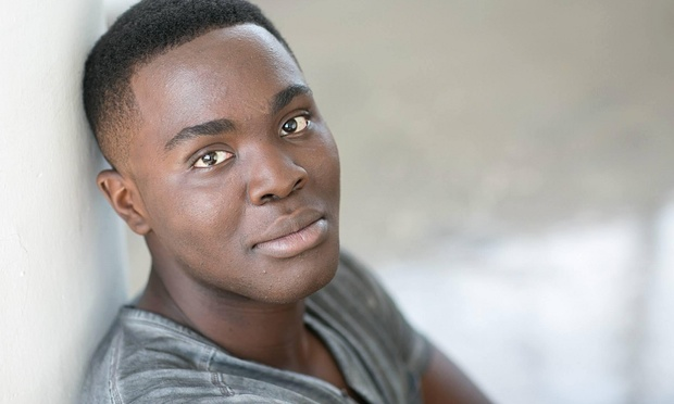 A picture of Kyle Jean-Baptiste, courtesy of TheGuardian.com